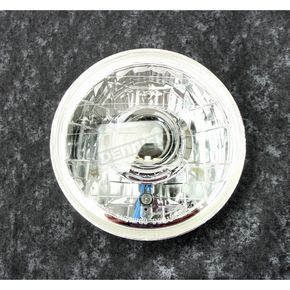Chrome Projector H1 Headlight - T70800C