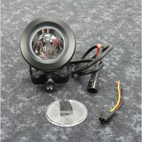 Black DR1 LED Light Pod w/Datadim Technology - DNL.DR1.050