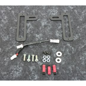 Offset Mount for DRL & B6 Visibility Pods - LAH.DRL.10100