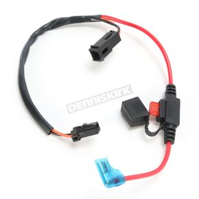 Custom Dynamics TruBeam Passing Lamp Control Harness - TB-PLHLK-2