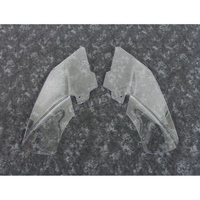 Clear Wing Deflectors - N5150