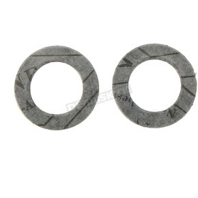 Valve Guide Gaskets for H-D G and WL Models - 15-0256