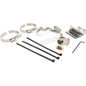 Stainless Frame Mounting Kit for Twin Cooling Systems - WCFMK