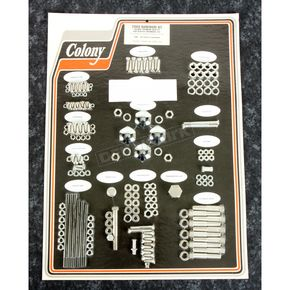 Cadmium Complete Stock Hardware Kit - 8300 CAD