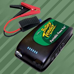 Battery Tender 12V Jump Starter w/USB Charger - 030-001-WH