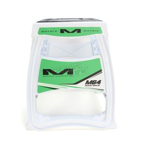 Matrix Concepts Green/White M64 Elite Stand - M64-105