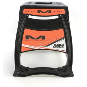 Matrix Concepts Orange/Black M64 Elite Stand - M64-106