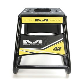 Matrix Concepts Yellow/Black A2 Aluminum Stand - A2-104