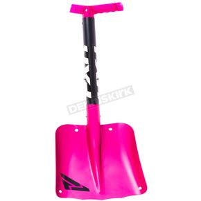 FXR Racing Black/Fuchsia Tactic Shovel - 15717.901
