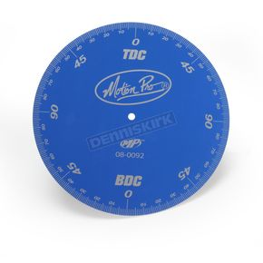 Motion Pro Degree Wheel - 08-0092