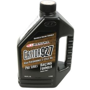 1 Liter Pro Series Castor 927 Racing 2-Cycle Oil - 23901