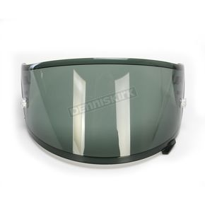 Shoei Helmets Dark Smoke CWR-F Pinlock Evo Shield w/Tear-Off Posts - 0209-9505-00