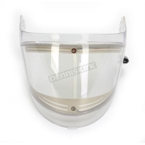 GMax Clear Electric Shield for FF49 Helmets - 72-3548