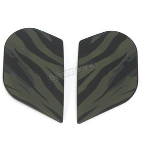 Icon Alliance GT Operator Sideplates - 0133-0932