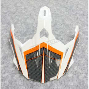 AFX Orange FX-39DS Veleta Visor - 0132-1046