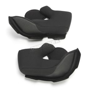 Klim Cheek Pads for Krios Helmets - 3814-000-140-000