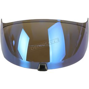 Blue Replacement Faceshield for the EXO-ST1400 & EXO-R1 Air Helmet - 52-548-70