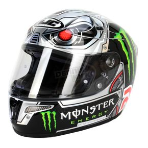 HJC Black/Gray RPHA 10 Speed Machine Helmet - 1596-954