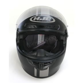 HJC Black/Gray CL-17 MC-5GF Streamline Helmet - 838-756
