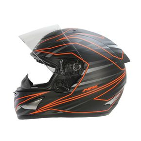 AFX Orange FX-95 Mainline Helmet - 0101-9635