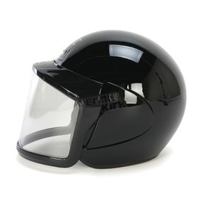 CKX Black VG975 Snow Helmet - 349694