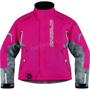 Arctiva Womens Pink Comp 8 Jacket - 3121-0313