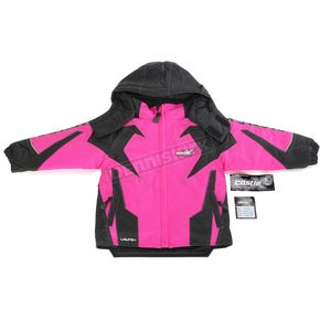 Castle X Kids Magenta Launch G1 Jacket - 70-7903