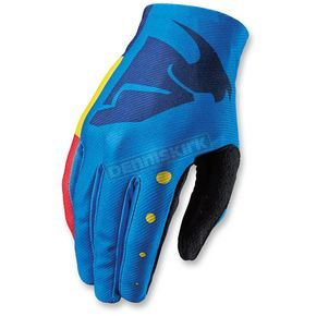 Thor Multi Color Void Aktiv Gloves - 3330-3978