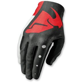 Thor Red/Black Void Aktiv Gloves - 3330-3984