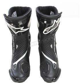 Alpinestars Black SMX Plus Boots - 2221015-10-41