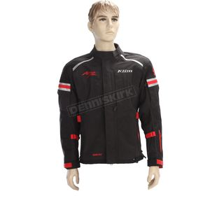 Klim Honda Black/Red Latitude Jacket - 5146-002-130-100