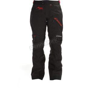 Klim Honda Black/Red Latitude Pants - 5147-002-030-100