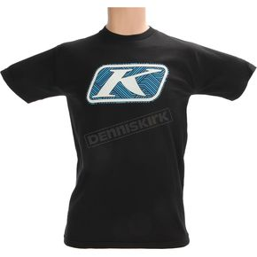 Klim Black Icon Line Art T-Shirt - 3905-000-170-000