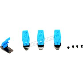 Blue Blitz XP Boot Replacement Buckle Kit - 3430-0852