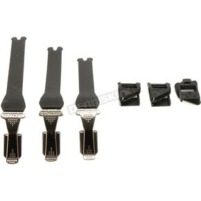 Black Radial Boot Strap Kit - 3430-0885