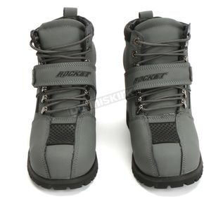 Gray Big Bang 2.0 Boots