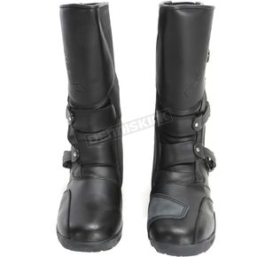 Cortech Black Accelerator XC Boots - 8516-0505-46