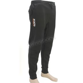 FXR Racing Black Elevation Tech Pants - 170916-1000-19