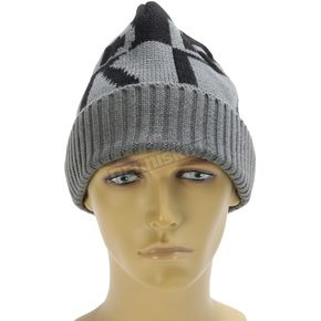 FXR Racing Black/Charcoal Revo Beanie - 171618-0800-00