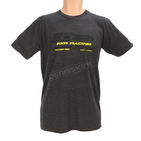 FXR Racing Charcoal 20th Anniversary T-Shirt - 171321-0865-10