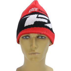 FXR Racing Red Podium Beanie - 171615-2000-00