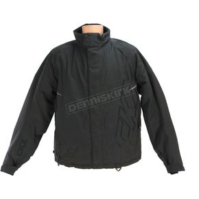 CKX Black Rush Racing Snow Jacket - M17306_BKBK_XL