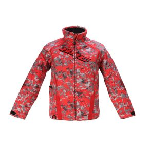 HJC Youth Red Camo Storm Jacket - 1621-113