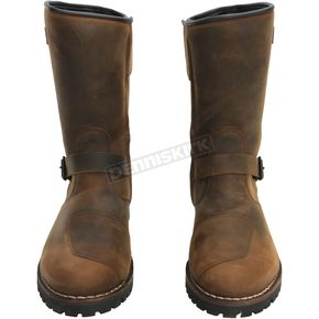 TCX Vintage Brown Fuel Waterproof Boots - 7096W-MORO-41