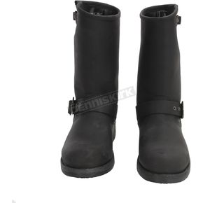 TCX Black Heritage Waterproof Boots - 7097W NERO 45