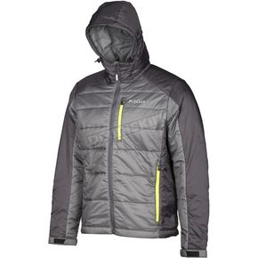 Klim Dark Gray Torque Jacket - 4080-002-130-660