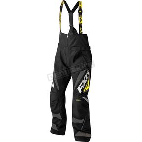 FXR Racing Black/Charcoal/ Hi-Vis Adrenaline Pants - 180101-1065-19