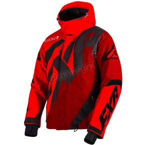 FXR Racing Nuke Red/Maroon/Black CX Jacket - 180020-2325-13