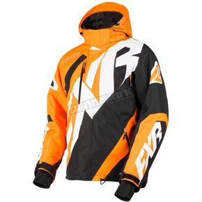 FXR Racing Orange/Black/white CX Jacket - 180020-3010-13