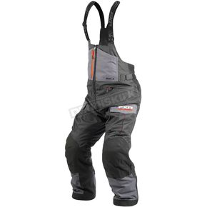 FXR Racing Charcoal/Black Excursion Bibs - 180123-0810-19